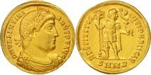 Valentinian I, Solidus, Nicomedia, AU(50-53), Gold, RIC:2b