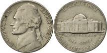 Us Coins - United States, Jefferson Nickel, 5 Cents, 1964, U.S. Mint, Denver, EF(40-45)