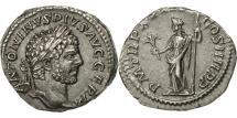 Ancient Coins - Caracalla, Denarius, Rome, AU(55-58), Silver, RIC:268