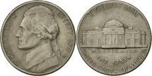 Us Coins - United States, Jefferson Nickel, 5 Cents, 1971, U.S. Mint, Denver, EF(40-45)