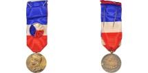 World Coins - France, Médaille d'honneur du travail, Business & industry, Medal, 1969