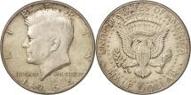 Us Coins - United States, Kennedy Half Dollar, Half Dollar, 1964, U.S. Mint, Denver