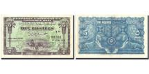 World Coins - Banknote, Egypt, 5 Piastres, 1918, 1918-06-01, KM:162, AU(50-53)