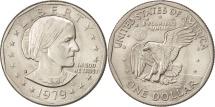 Us Coins - United States, Susan B. Anthony Dollar, Dollar, 1979, U.S. Mint, Philadelphia