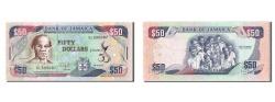 World Coins - Jamaica, 50 Dollars, 2012, KM #89, 2012-08-06, UNC(63), SL505097