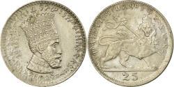 World Coins - Coin, Ethiopia, Haile Selassie I, 25 Matonas, 1931, , Nickel, KM:30