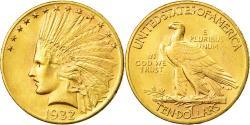 Us Coins - Coin, United States, Indian Head, $10, Eagle, 1932, Philadelphia,