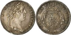 World Coins - France, Token, Royal, Louis XV, États de Bretagne, Rennes, 1732, Duvivier