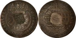 World Coins - Coin, Brazil, 40 Reis, 1809, , Copper, KM:280.1