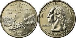 Us Coins - Coin, United States, Quarter, 2003, U.S. Mint, Philadelphia,