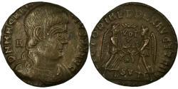Ancient Coins - Coin, Magnentius, Maiorina, 351, Lyon - Lugdunum, , Bronze, RIC:133