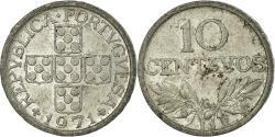 World Coins - Coin, Portugal, 10 Centavos, 1971, , Aluminum, KM:594