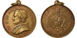 World Coins - Vatican, Medal, Mort du Pape Pie IX, 1878, , Copper