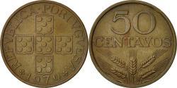 World Coins - Portugal, 50 Centavos, 1979, , Bronze, KM:596