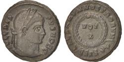 Ancient Coins - Crispus (317-326), Follis, Siscia, RIC 181e