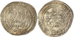 World Coins - Coin, Abbasid Caliphate, al-Muqtadir, Dirham, AH 318 (930/931), Shiraz