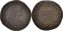 World Coins - Netherlands, Token, Charles II, Brussels, Bureau des finances