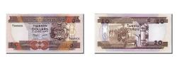World Coins - Solomon Islands, 20 Dollars, 1986, KM #16a, UNC(65-70), 889806