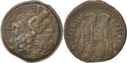 Ancient Coins - Egypt, Ptolemy VI (181-145 BC), Zeus, Dichalkon, , Bronze, BMC #29,...