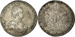 World Coins - Coin, AUSTRIAN NETHERLANDS, Maria Theresa, 1/2 Ducaton, 1749, Antwerp