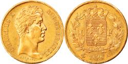 World Coins - Coin, France, Charles X, 40 Francs, 1828, Paris, , Gold, KM:721.1