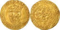 Ancient Coins - Coin, France, Charles VI, Écu d'or, Ecu d'or, , Gold, Duplessy:369A