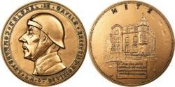 World Coins - France, Medal, Colonel De Gaulle, Commandant la 4eme division cuirassée