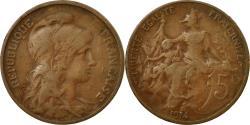 World Coins - Coin, France, Dupuis, 5 Centimes, 1914, Paris, , Bronze, KM:842