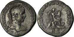 Ancient Coins - Coin, Geta, Sestertius, 211, Rome, Rare, , Bronze, RIC:172b