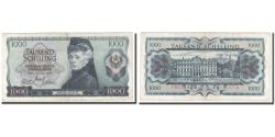 World Coins - Banknote, Austria, 1000 Schilling, 1966, 1966-07-01, KM:147a, VF(30-35)