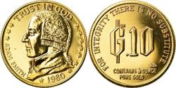 Ancient Coins - United States, 1/10 Oz, Adam Smith, 1980, , Gold