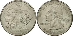 Us Coins - Coin, United States, Quarter, 2000, U.S. Mint, Philadelphia,