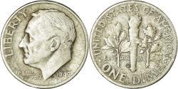 Us Coins - Coin, United States, Roosevelt Dime, Dime, 1947, U.S. Mint, Denver,