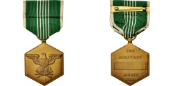 World Coins - United-States, Army Commendation Medal, Medal, Good Quality, Bronze