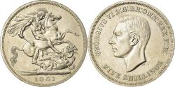 World Coins - Coin, Great Britain, George V, Crown, 1935, , Silver, KM:842