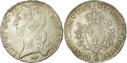World Coins - Coin, France, Louis XV, Écu au bandeau, 1762, Bordeaux, , Silver
