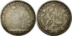 World Coins - France, Jeton, Royal, Ville de Rouen, History, 1686, Louis XIV,
