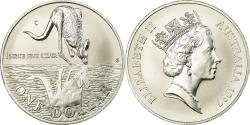 World Coins - Coin, Australia, Elizabeth II, Dollar, 1997, Royal Australian Mint, Canberra
