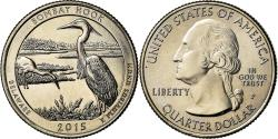 Us Coins - Coin, United States, Delaware, Quarter, 2015, Philadelphia,