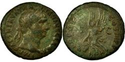 Ancient Coins - Coin, Trajan, As, 98-99, Rome, , Copper, RIC:274