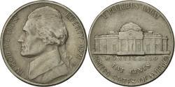 Us Coins - United States, Jefferson Nickel, 5 Cents, 1971, U.S. Mint, Denver,