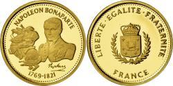 Ancient Coins - France, Medal, Napoléon Bonaparte, History, , Gold