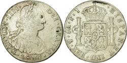 World Coins - Coin, Bolivia, Charles III, 8 Reales, 1806, Potosi, , Silver, KM:73