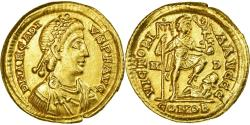 Ancient Coins - Coin, Arcadius, Solidus, 397-402, Milan, , Gold, RIC:1205
