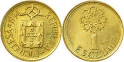 World Coins - Coin, Portugal, Escudo, 1994, , Nickel-brass, KM:631