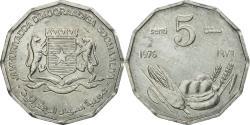World Coins - Coin, Somalia, 5 Senti, 1976, , Aluminum, KM:24