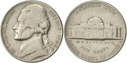 Us Coins - United States, Jefferson Nickel, 5 Cents, 1968, U.S. Mint, Denver,