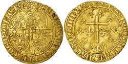 World Coins - Coin, France, Henri VI de Lancastre, Salut d'or, Paris, , Gold