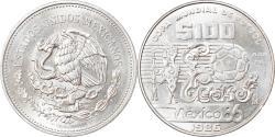 World Coins - Coin, Mexico, 100 Pesos, 1985, Mexico City, , Silver, KM:499