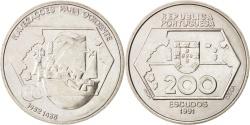 World Coins - PORTUGAL, 200 Escudos, 1991, KM #659, , Copper-Nickel, 36, 20.97